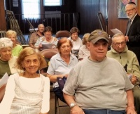 Self Care and Healthy Aging Training at Senior Centers