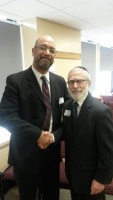 With Duane Proctor, PhD